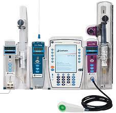 Carefusion Alaris Pca Ağrı Pompası Cihazları Tamiri