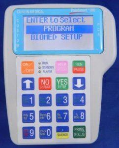 Curlin Medical Painsmart Pca Ağrı Pompası Cihazı Tamiri
